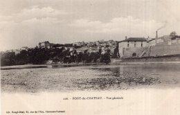 B51508 Pont Du Chateau - Vue Générale - Non Classés