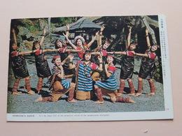 ABORIGINE'S DANCE : It's The Dance Full Of The Primitive Relish Of The Mountainous Alorigines (119) 19?? ( See Photo ) ! - Aborigenes