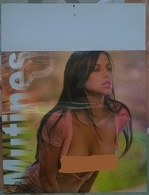 Calendrier Mutines 2016 Femmes Nues - Grand Format : 2001-...