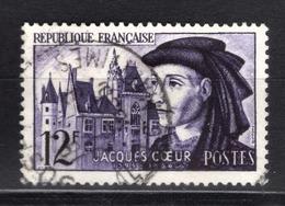 FRANCE 1955 -  Y.T. N° 1034 - OBLITERE - Oblitérés