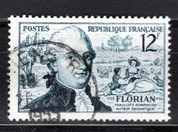 FRANCE 1955 -  Y.T. N° 1021 - OBLITERE - France