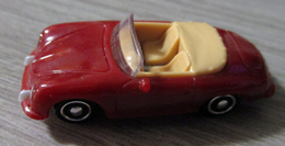 Porsche Speedster : M P G FT062 - Plastique ,04 X 1,7 Cm Environ - Collectors Et Insolites - Toutes Marques