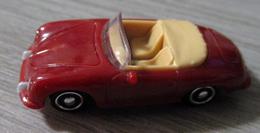 Porsche Speedster : M P G FT062 - Plastique ,04 X 1,7 Cm Environ - Collectors & Unusuals - All Brands