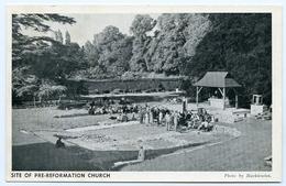 UK??? - SITE OF PRE-REFORMATION CHURCH / MARKIEWICZ - United Kingdom