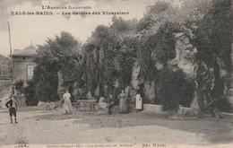 Ardéche : VALS LES BAINS : Les Grottes Des Vivaraises - Vals Les Bains