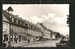 AK Walsum, Geschäfte Am Franz-Lenze-Platz - Deutschland