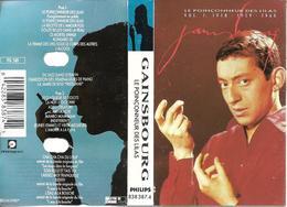 """Serge Gainsourg """"  Le Poinçonneur Des Lilas  """" - Audiokassetten"""