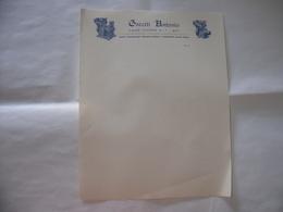 PUBBLICITà ADVERTISING MOTORI DIESEL MOTOPOMPE BERNARD MOTEURS ASTI 1930. - Pubblicitari