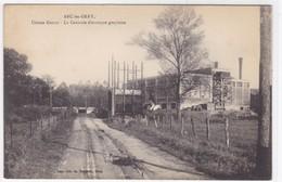 Haute-Saône - Arc-les-Gray - Usines Gouvy - La Centrale électrique Grayloise - Altri Comuni