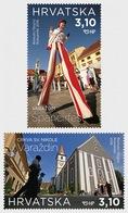 Kroatië / Croatia - Postfris / MNH - Complete Set Toerisme 2018 - Kroatien