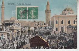 BENGASI - Festa Dei Marabuti ( ETAT ) - Libye