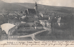 AK - ANZBACH A.d. Westbahn - St. Pölten