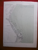 ODESSA 1874 ATLAS DES PORTS ETRANGERS Dim  24.5  X 33 - Nautical Charts