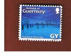 GUERNSEY  -  SG 907  -  2001  VAZON BAY -   USED - Guernesey