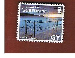GUERNSEY  -    -  2001  SAINT' S HARBOUR -   USED - Guernesey