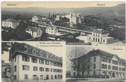 SUISSE.   GRUSS AUS ZURZACH - AG Argovie