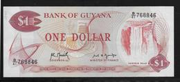 Guyana -  1 Dollar - Pick N°21g - NEUF - Guyana