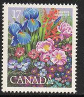Canada 1980 - One International Flower Show Montreal Flowers Plants Flora Nature Stamp MNH SG#978 Sc 855  Mi 766 - 1952-.... Reign Of Elizabeth II