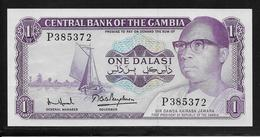 Gambie -  1 Dalasi - Pick N°4f - NEUF - Gambia
