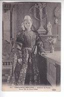 Ps- 29 - Costumes Bretons - Interieur De Ferme - Jeune Fille De Pont L'Abbe - - Pont L'Abbe