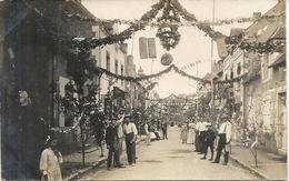 CPA PHOTO . COMMICE DE BRIARE . 1910 - Briare