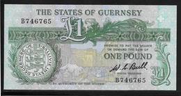 Guernesey-  1 Pound - Pick N°48a - NEUF - Guernsey