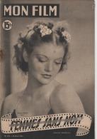 MON FILM ROMAN COMPLET 2 PAGES CENTRALES (LES AMOURS DE NOS VEDETTES) N° 244 FEMMES SANS NOM - Cinéma / TV