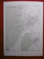PHILIPPEVILLE 1886 ATLAS DES PORTS ETRANGERS Dim 24.5 X 33 Cm - Cartes Marines