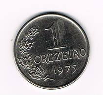 &  BRAZILIE  1 CRUZEIRO  1975 - Brésil