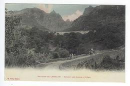 CPA Environs De Lamalou Devant Les Gorges D'Héric - Lamalou Les Bains