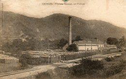 CPA - GRANGES (88) - Aspect De La Papeterie Metenett Aux Evelines En 1903 - Paul Testart - Granges Sur Vologne