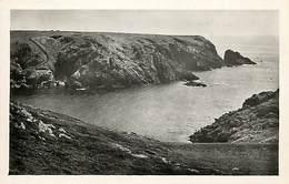 - Morbihan - Ref-D557- Ile De Groix - Entree Du Port Saint Nicolas - Carte Bon Etat - - Groix