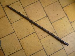 Cane épée , Lame BEDEL , A Restaurer , Joli Baton Noueux - Blankwaffen
