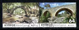 CYPRUS 2018 - Set From Booklet Used - Chypre (République)
