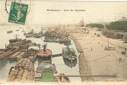 BORDEAUX  - Quai Des Salinieres    30 - Bordeaux