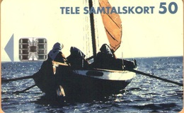 Aland - AX-ALP-0013, Mail Boat Åland, 8.000ex, 125/95, Mint - Aland