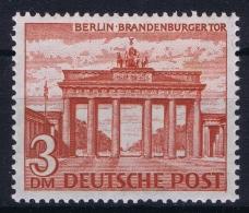 Berlin Mi  59 Yv 45   Postfrisch/neuf Sans Charniere /MNH/** Spot In Gum - [5] Berlin