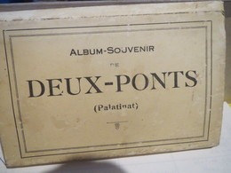 Carnet De 11 Cartes DEUX-PONTS - Zweibruecken