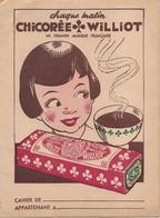PROTEGE CAHIER CHICOREE WILLIOT - Coffee & Tea