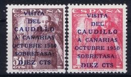 Spain  Mi  985 - 986  Ed 1083A - 1083B  Yv 806 - 807A MH/* Flz/ Charniere  1950 - 1931-Heute: 2. Rep. - ... Juan Carlos I