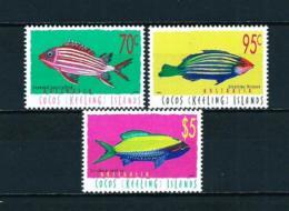 Islas Cocos (Keeling)  Nº Yvert  348/50  En Nuevo - Cocos (Keeling) Islands