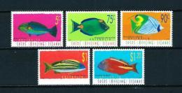 Islas Cocos (Keeling)  Nº Yvert  338/42  En Nuevo - Cocos (Keeling) Islands
