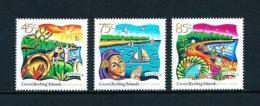 Islas Cocos (Keeling)  Nº Yvert  335/7  En Nuevo - Cocos (Keeling) Islands