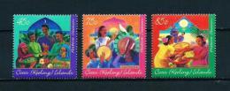 Islas Cocos (Keeling)  Nº Yvert  324/6  En Nuevo - Cocos (Keeling) Islands