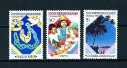 Islas Cocos (Keeling)  Nº Yvert  170/2  En Nuevo - Cocos (Keeling) Islands