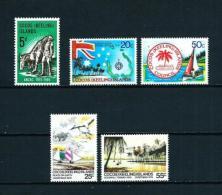 Islas Cocos (Keeling)  Nº Yvert  7-32/3-38/9  En Nuevo - Islas Cocos (Keeling)