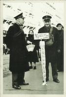 BELGIQUE -- Carte 116 Du SOIR - Manifestation Sur La Loi Unique D'Eyskens En Janvier 1961. - Manifestations