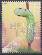 Nederland - 4 Juni 2018 - Beleef De Natuur - Olifantsrups (Deilephila Elpenor) - MNH - Vlinders