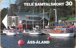 Aland - AX-ALP-0010A, Åss-Åland - Optimist Worlds 1995 (Without CN), 12.000ex, 9/94, Mint - Aland