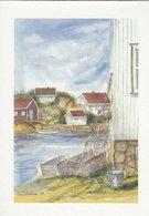 Painting - Artist : Karin Andersen Denmark  # 07614 - Paintings